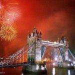 Capodanno 2009 a Londra