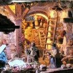 Ponte 8 dicembre tra i presepi di Napoli