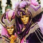 Carnevale a Viareggio a Venezia o a Rio de Janeiro