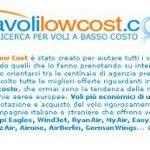 Cerca e prenota Voli Low Cost