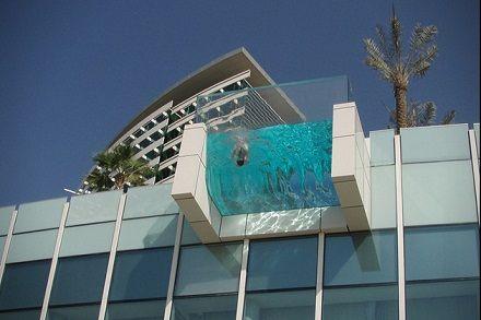 Intercontinental Dubai, Festival City