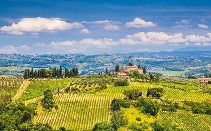 Pasqua-Toscana