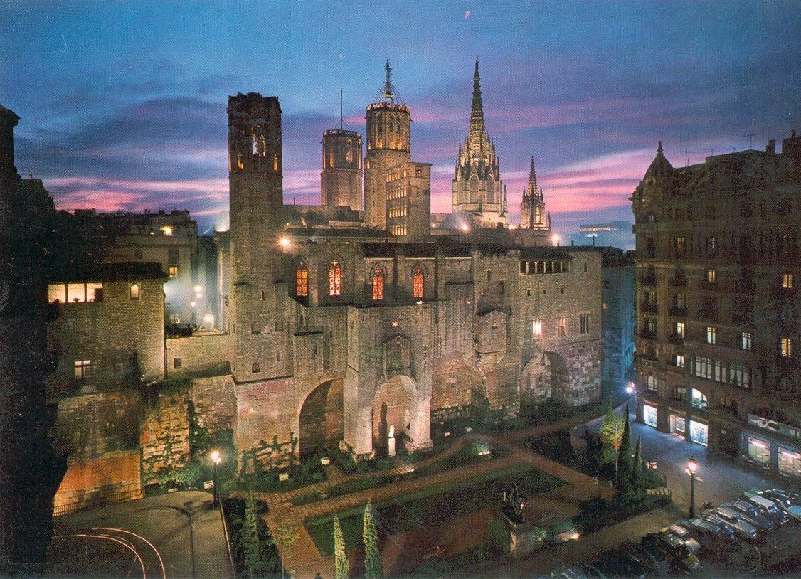 Vita notturna a barcellona for Hoteles en el born de barcelona